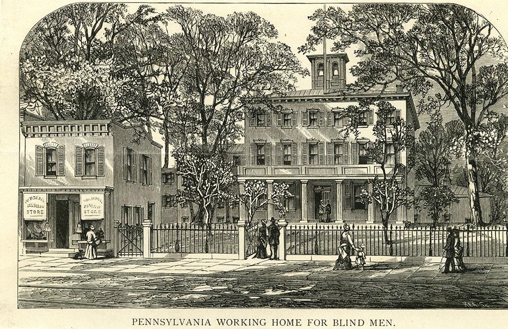 Pennsylvania Working Home for Blind Men