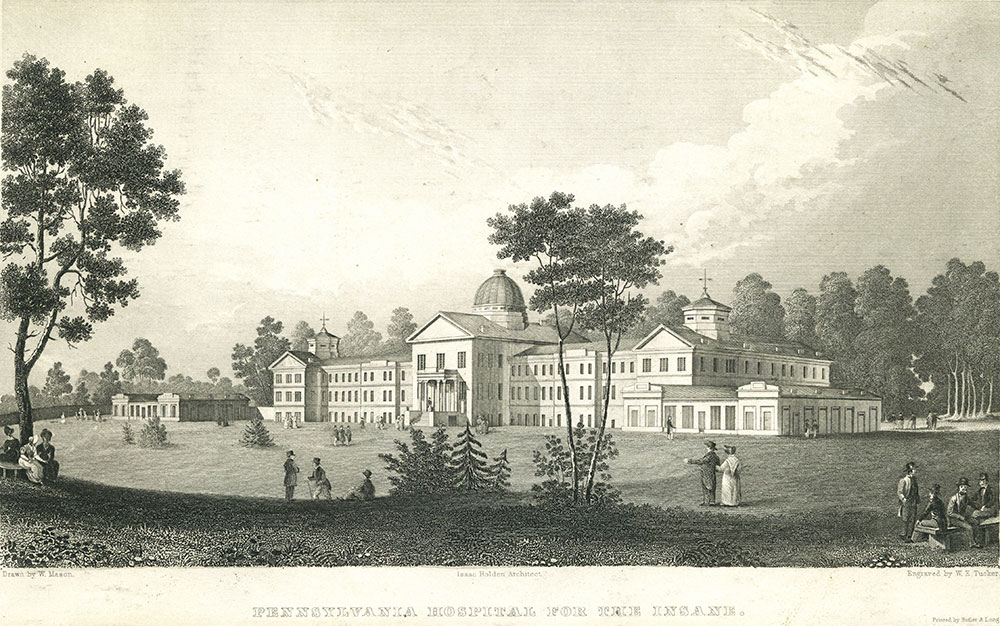 Pennsylvania Hospital for the Insane.