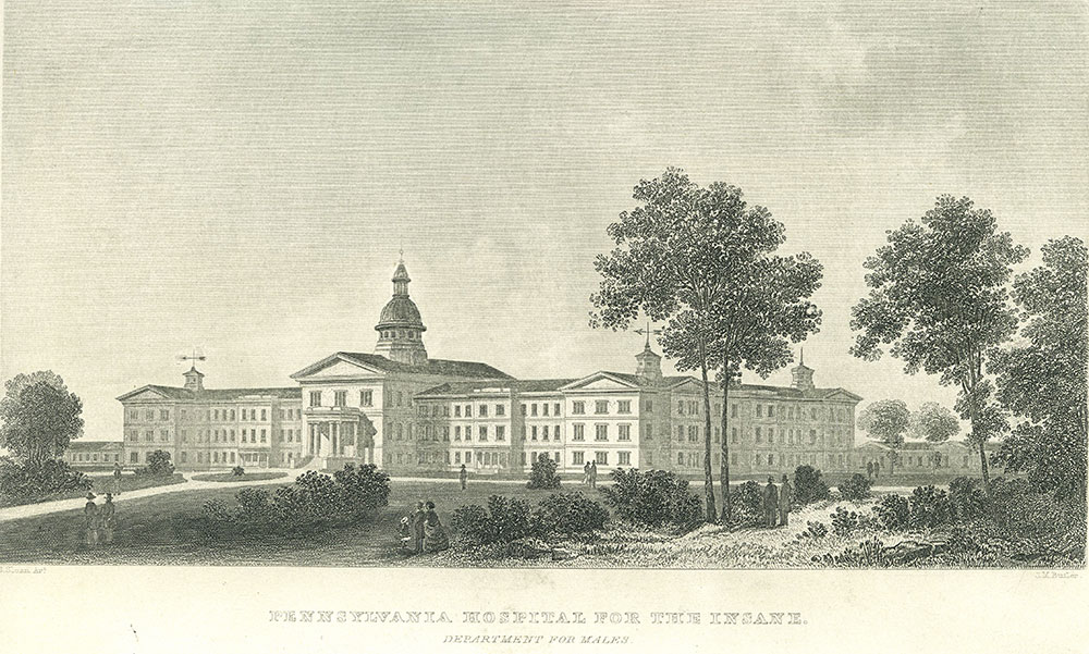 Institute of Pennsylvania Hospital - Digital Collections - Free Library