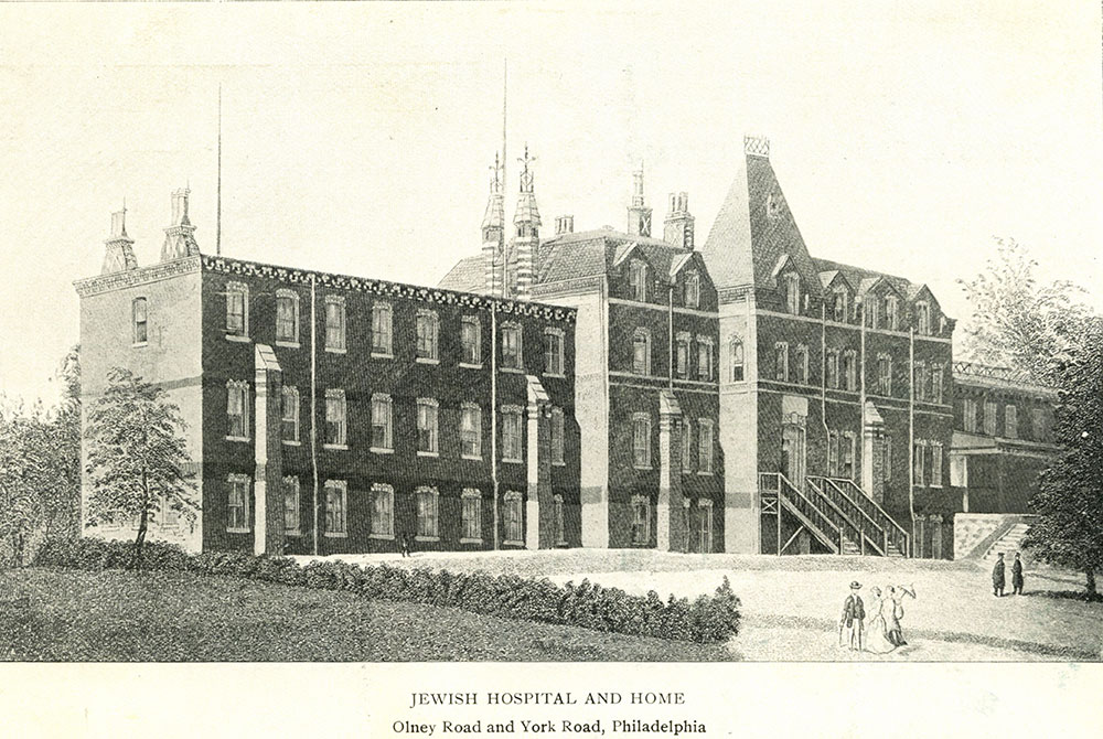 Jewish Hospital and Home