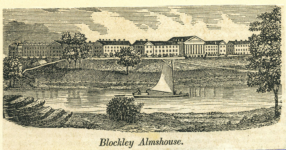 Blockley Almshouse