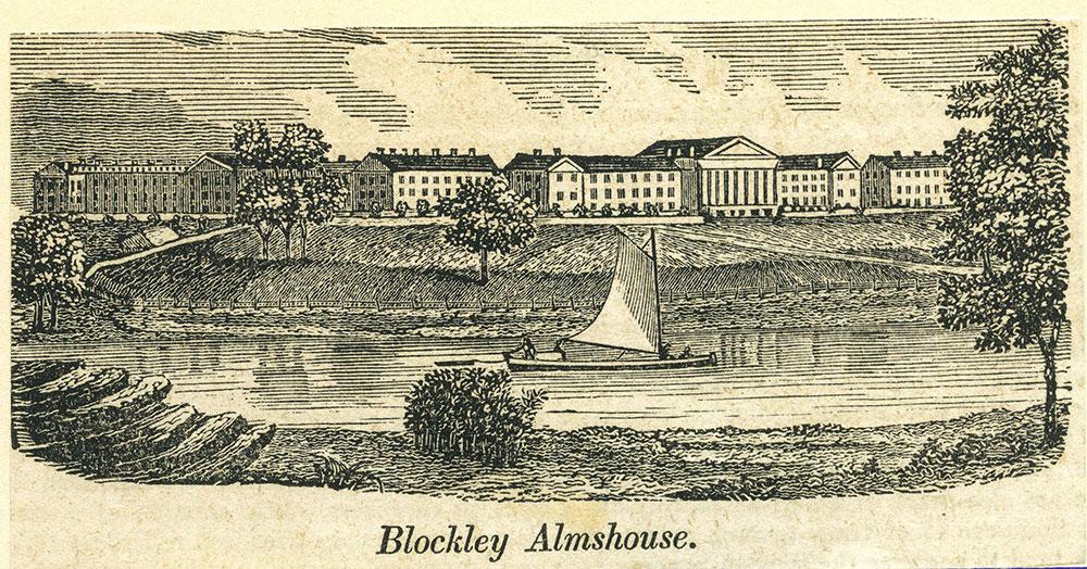 Blockley Almshouse