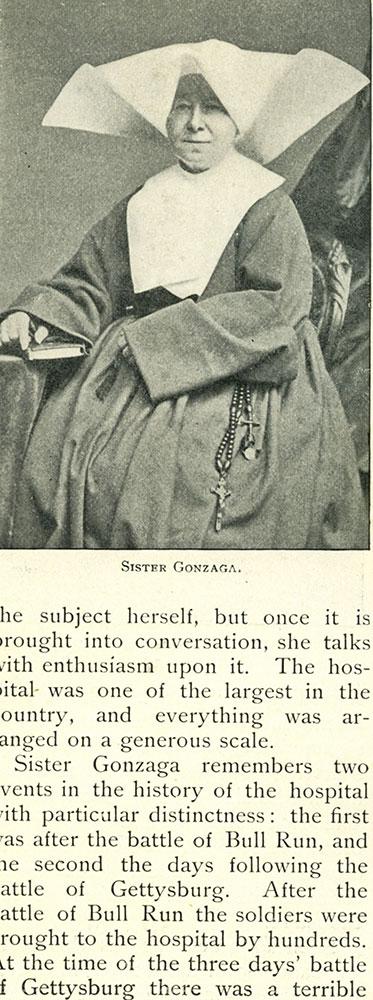 Sister Gonzaga