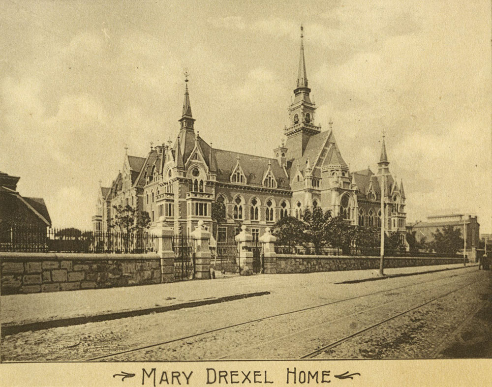 Mary Drexel Home