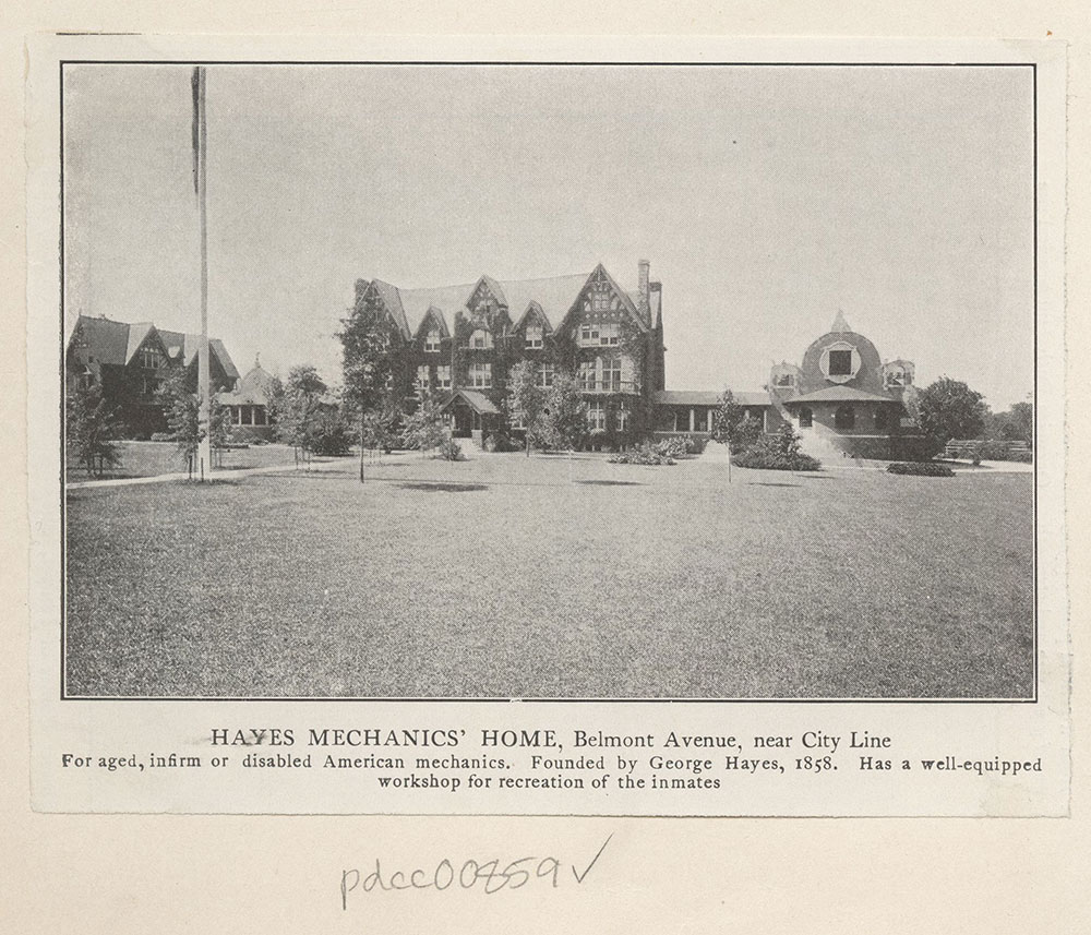 Hayes Mechanics'  Home