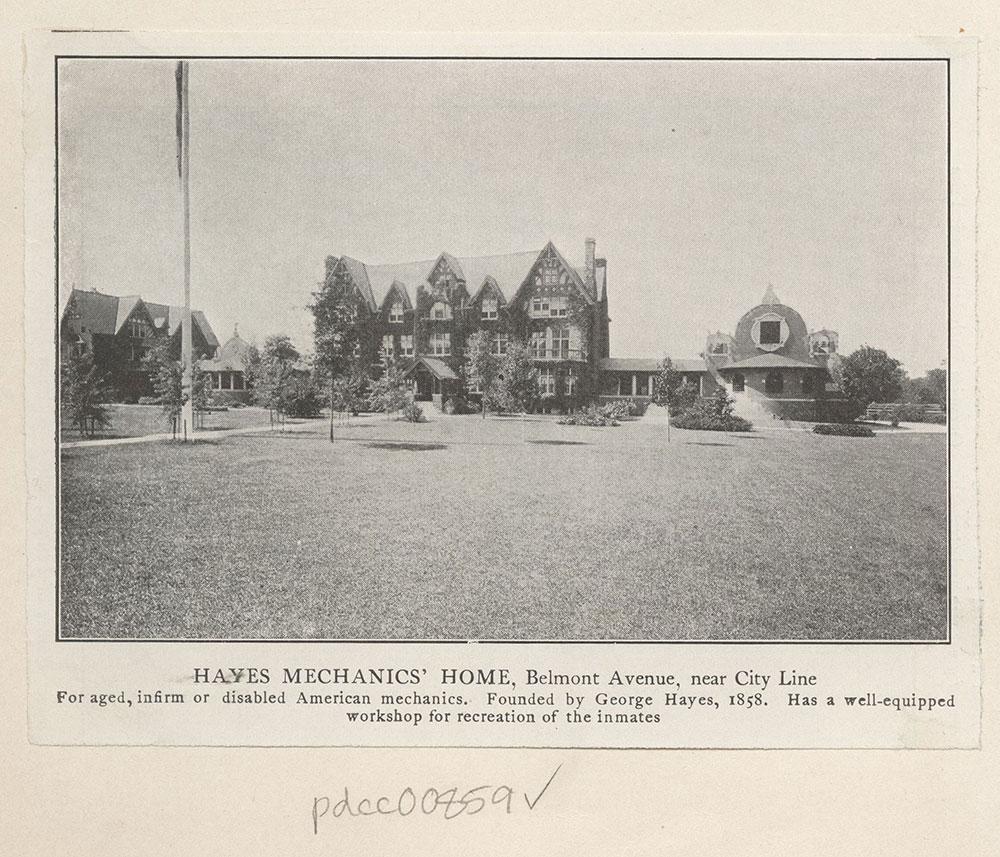 Hayes Mechanics'  Home
