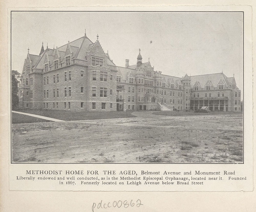 Methodist Home for the Aged