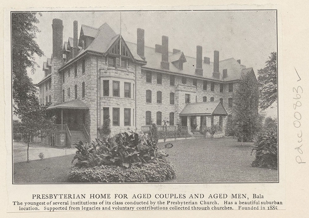 Presbyterian Home for Aged Couples and Aged Men