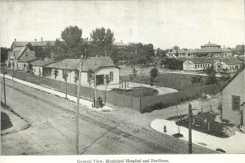 Municipal Hospital and Pavilions