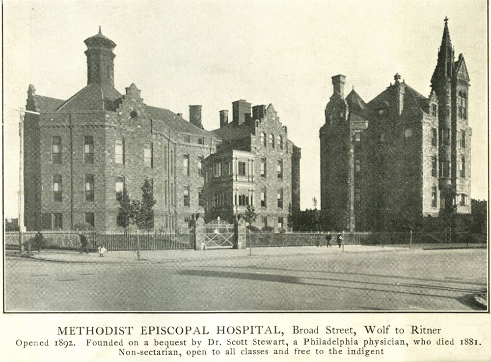 Methodist Episcopal Hospital