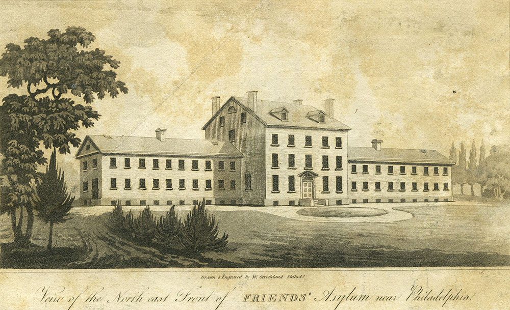 Friends' Asylum near Philadelphia
