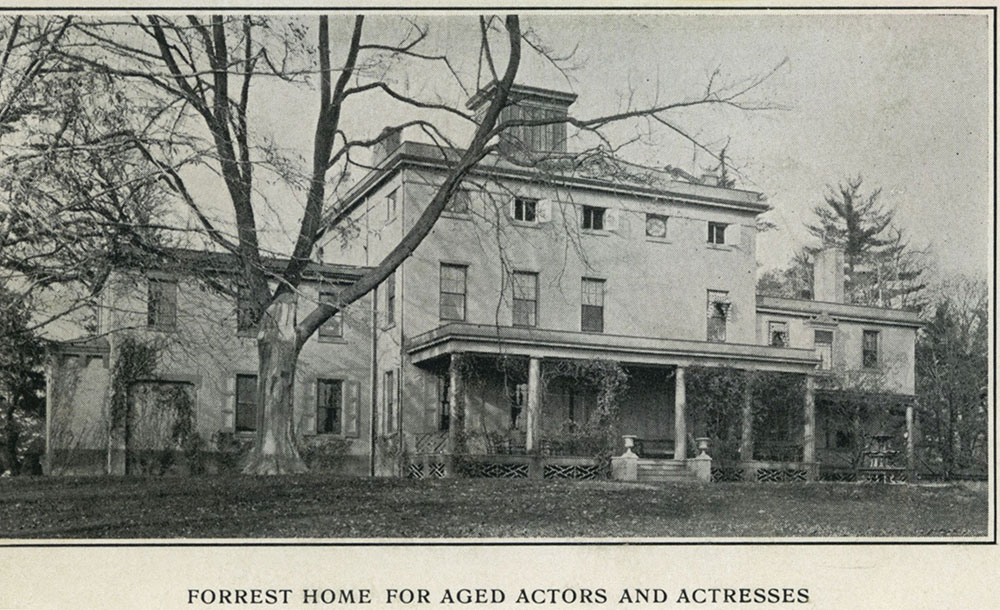 Forrest Home for Aged Actors and Actresses