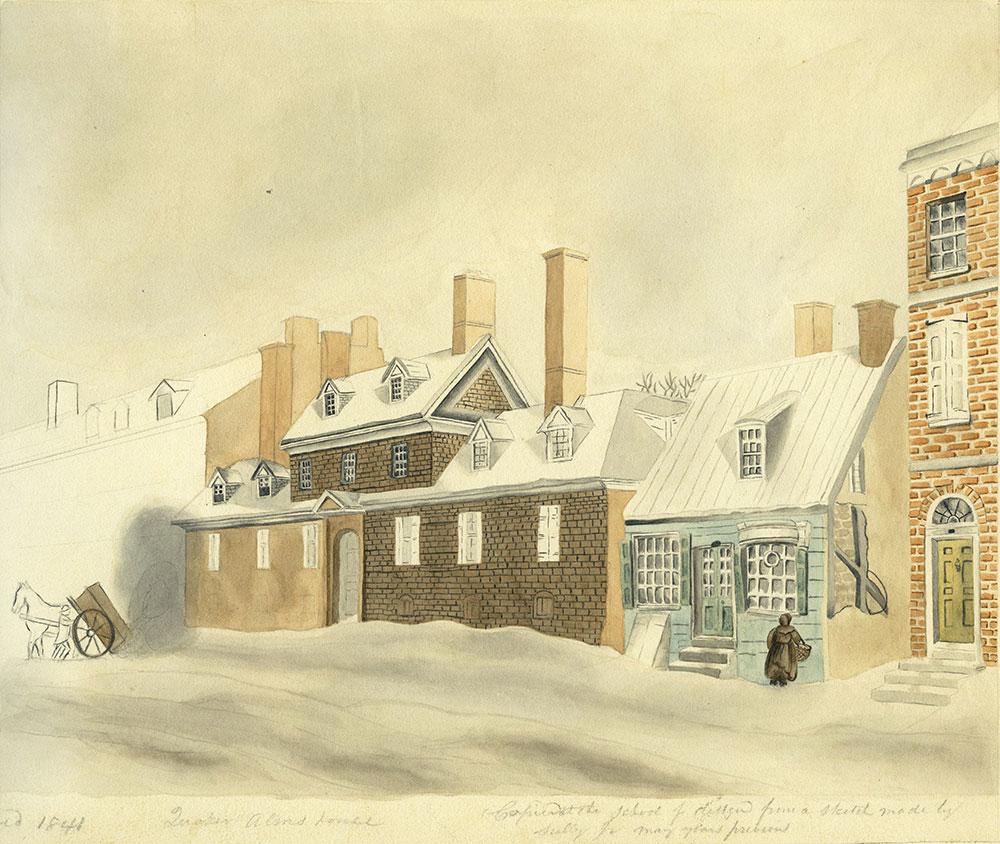 Quaker Almshouse