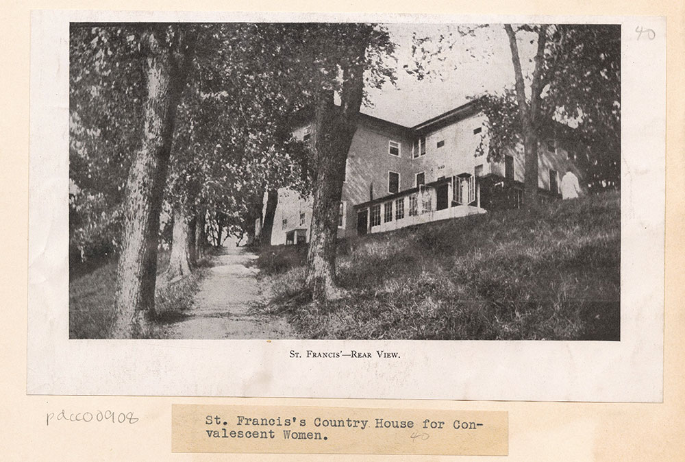 St. Francis' Country House for Convalescent Women