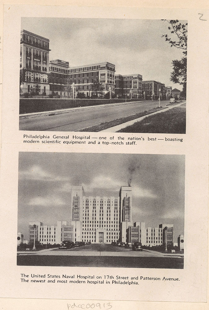The United States Naval Hospital