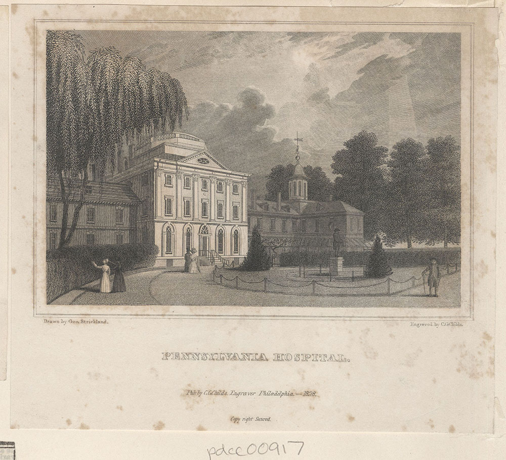 Pennsylvania Hospital - Digital Collections - Free Library