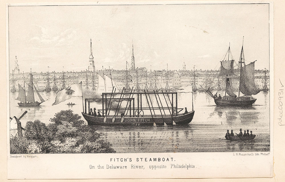 Fitch's Steamboat.