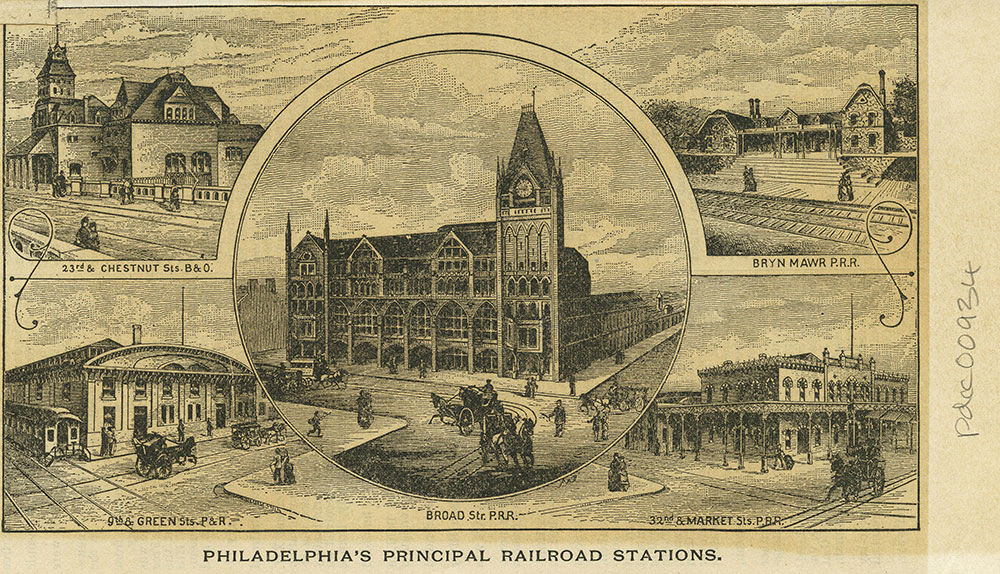 Broad Street Railroad Station