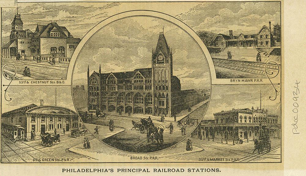 Broad Street Railroad Station