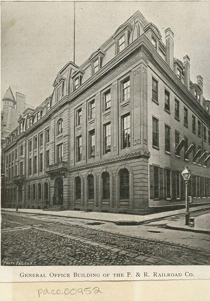 Philadelphia & Reading Railroad Office Building