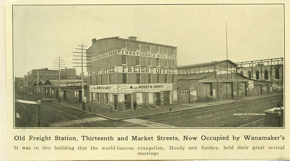 Pennsylvania Railroad Freight Office