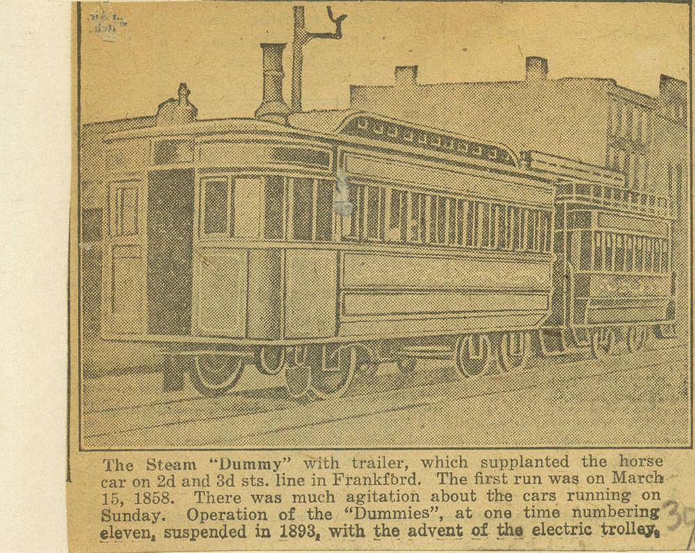 Frankford Steam Dummy