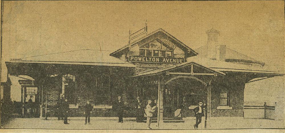 Powelton Avenue Station