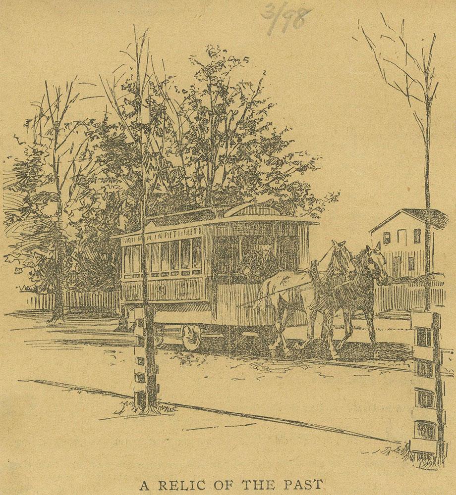 The Last Horse Car