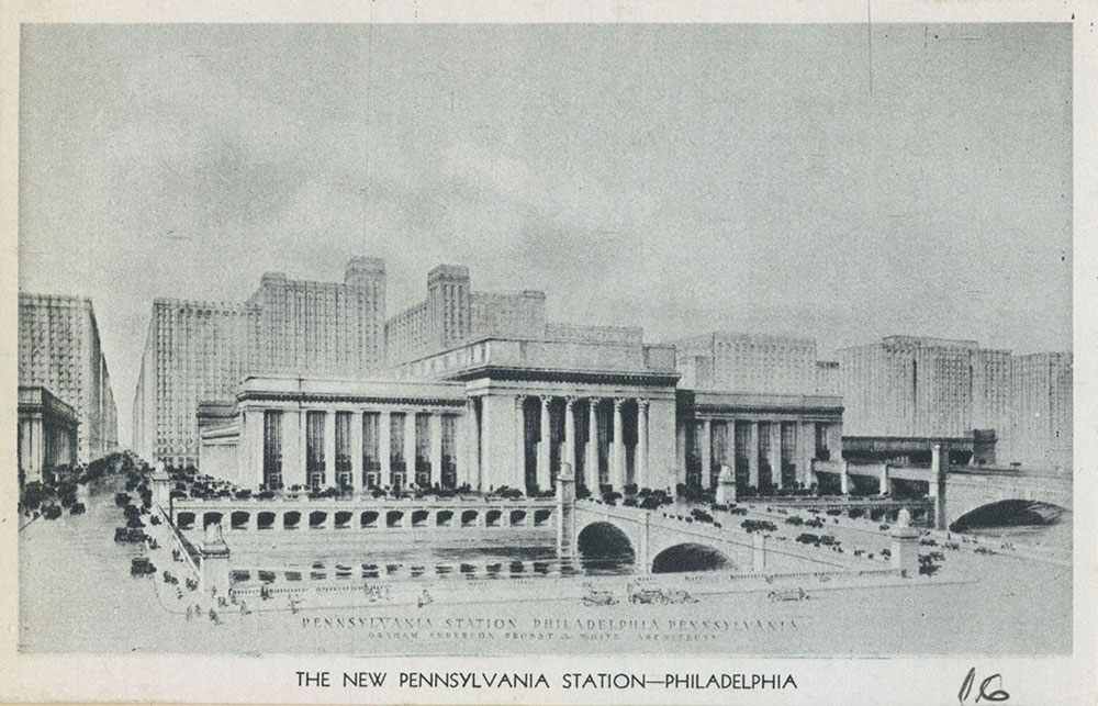 Pennsylvania Station - 30th Street