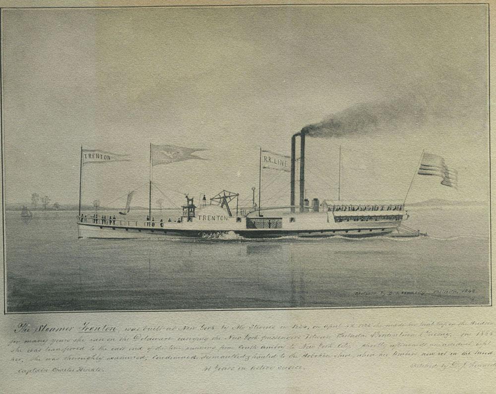 The Steamer Trenton