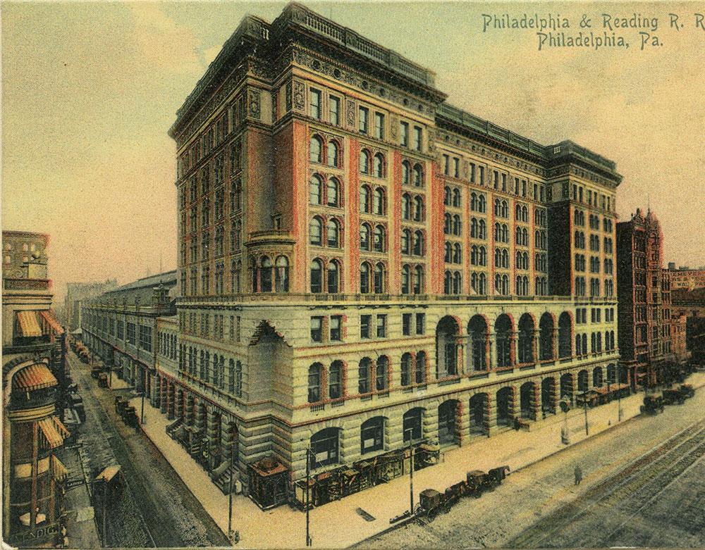 Philadelphia & Reading Railroad Terminal