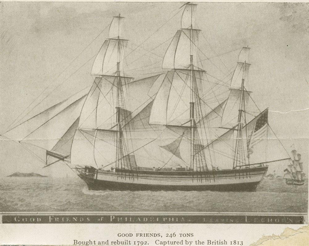 Stephen Girard's Ship