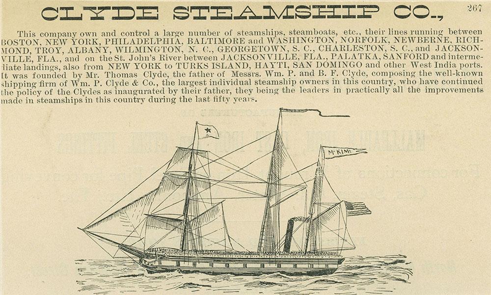 Steamship John S. McKim.