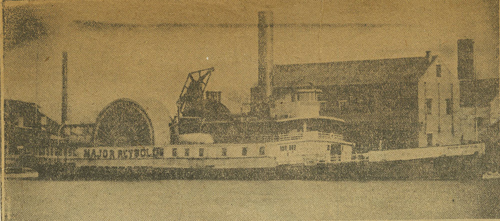 Steamship Major Reybold