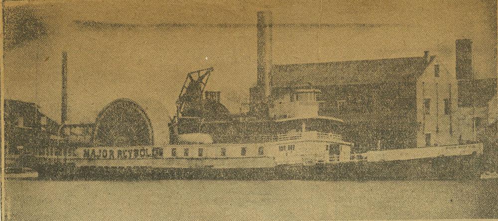 Steamship Major Reybold