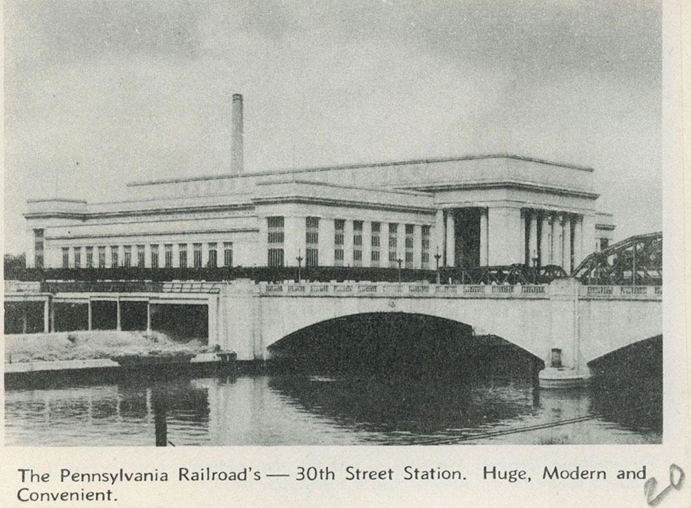 Pennsylvania Railroad's 30th Street Station