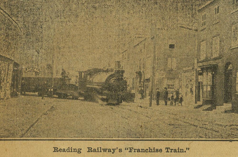Reading Railway's