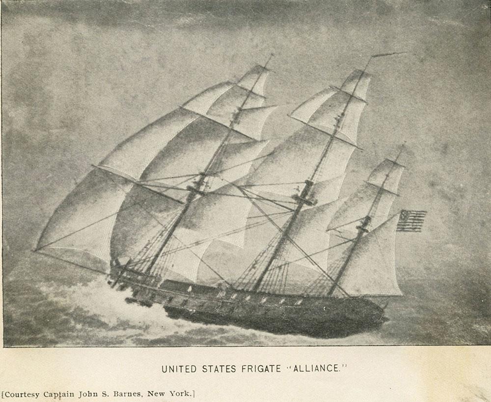 United States Frigate