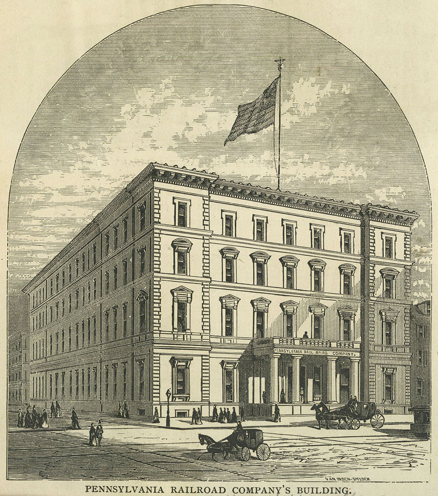 Pennsylvania Railroad Company's Building