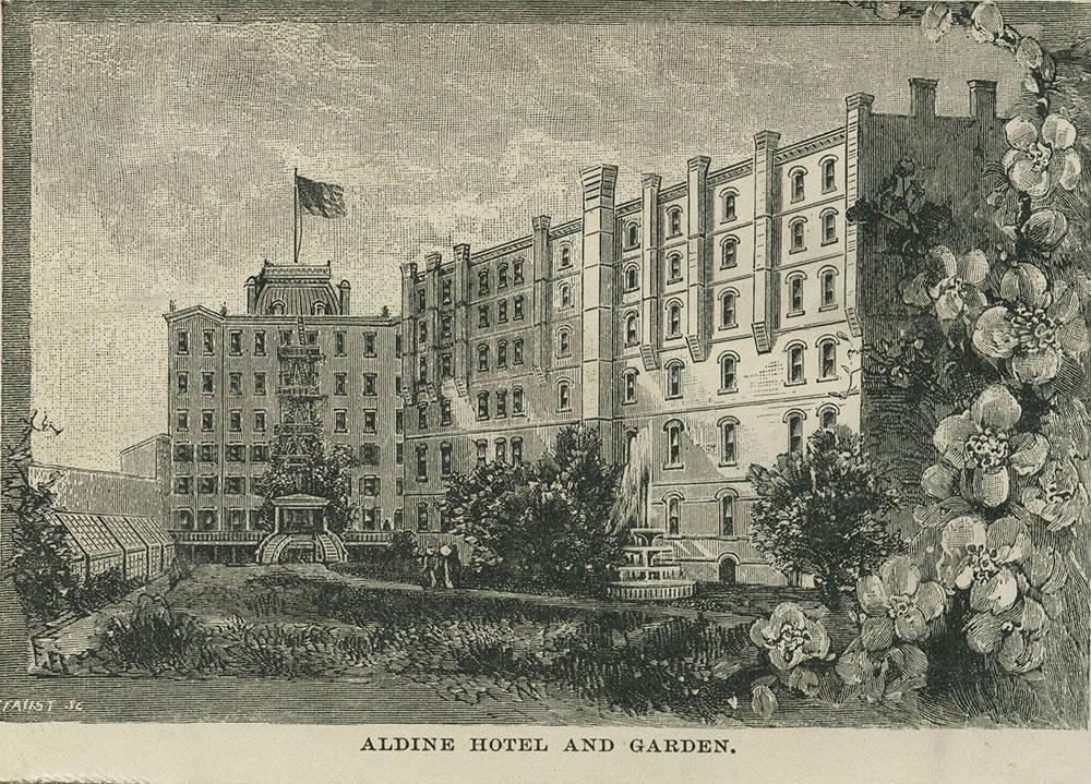 Aldine Hotel and Garden