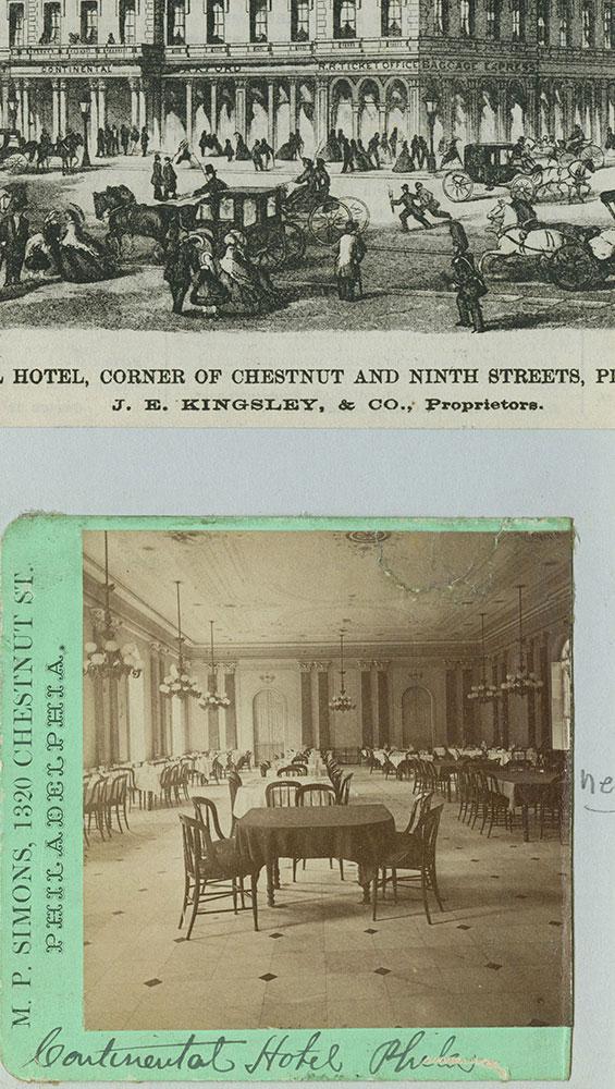 Continental Hotel - Interior