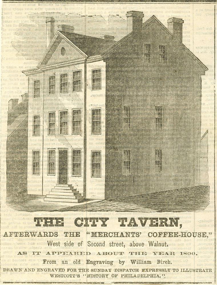 The City Tavern