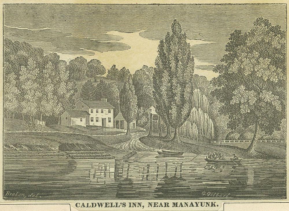 Caldwell's Inn, Near Manayunk