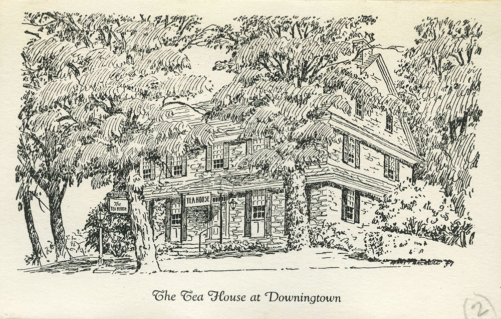 The Tea House at Downingtown.