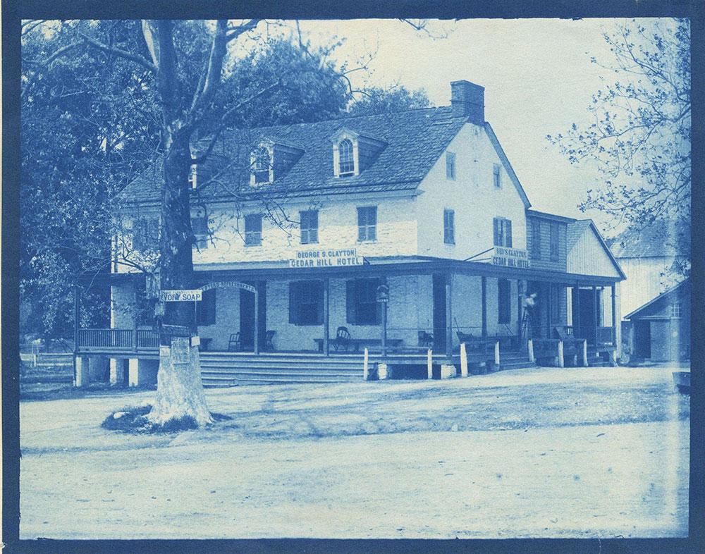 George S. Clayton Cedar Hill Hotel