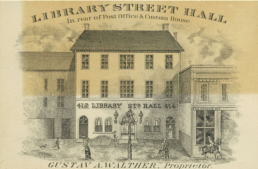 Library Street Hall