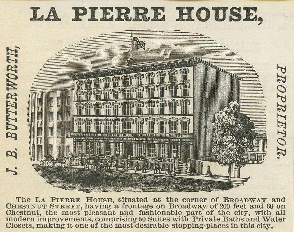 La Pierre House
