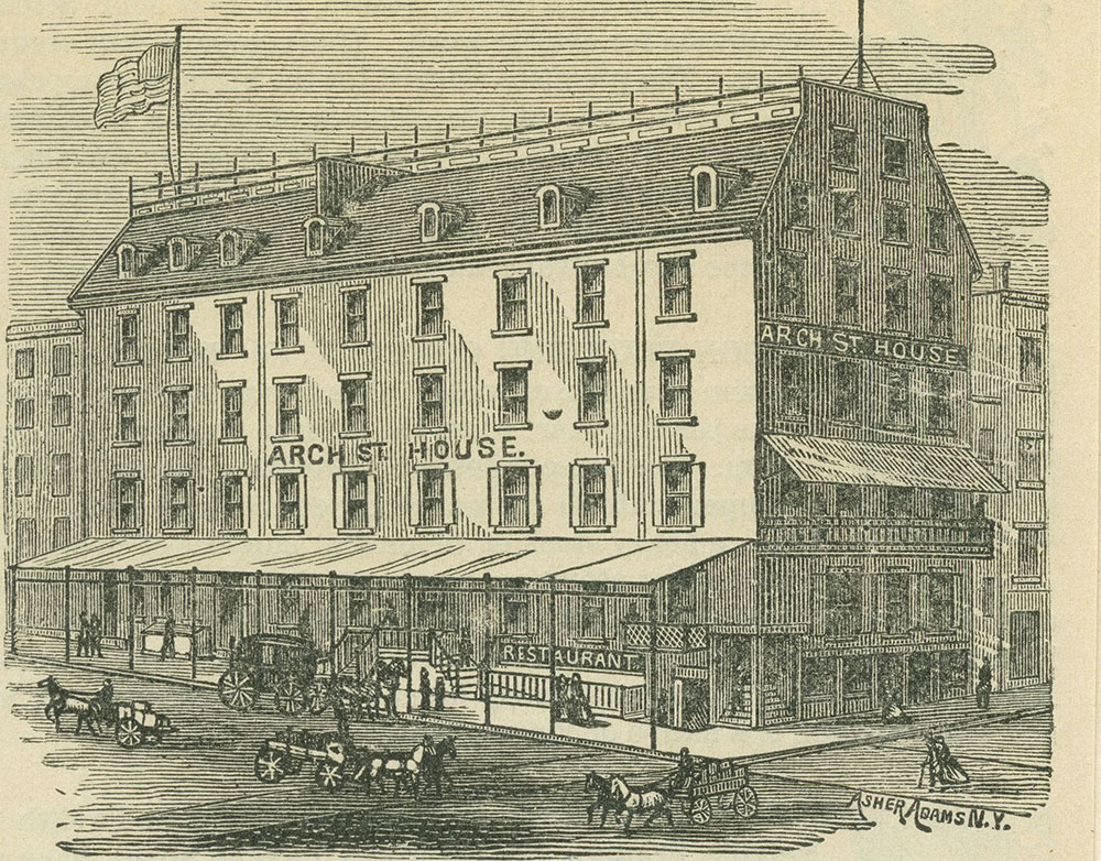 Arch Street House