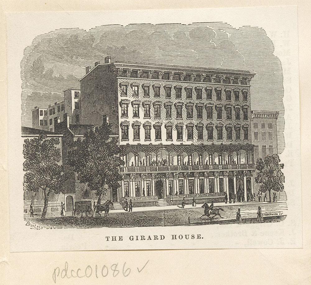 The Girard House