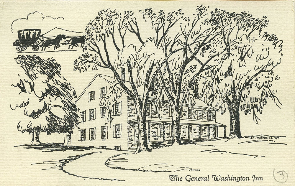 The General Washington Inn